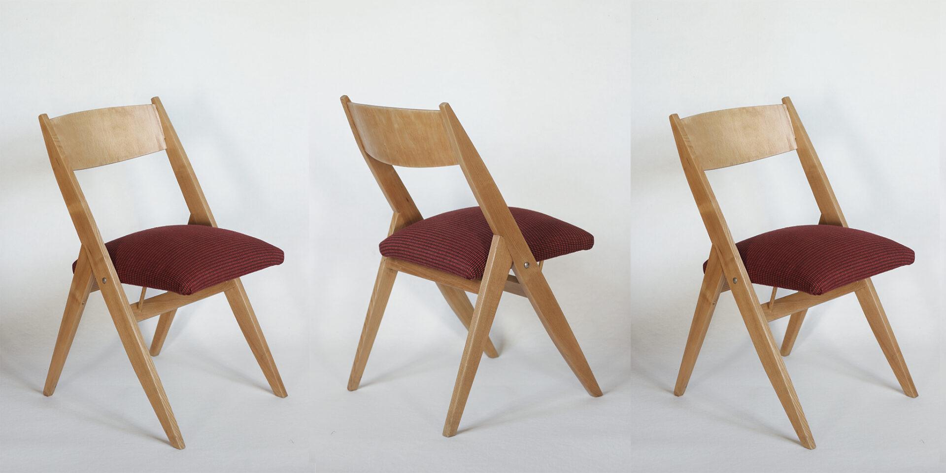 Czesław Knothe. Krzesło prawie jak nowe – Rzuć Pan Okiem!